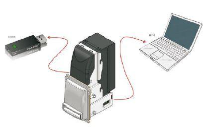 Lithos USB купюроприемник