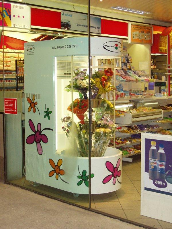 Цветочные автоматы