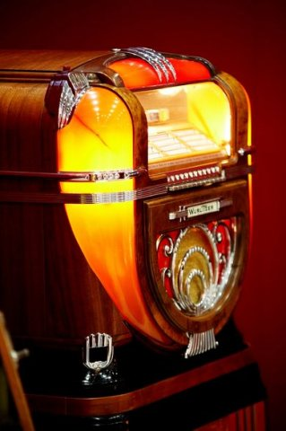 Мызукальный автомат США 50-е гг.